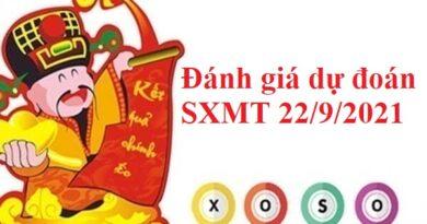 Đánh giá dự đoán SXMT 22/9/2021