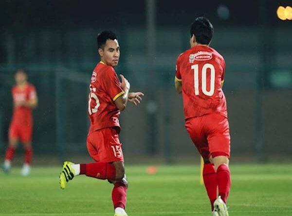 Bóng đá VN 1/9: Đức Huy lên chức tại ĐT Việt Nam trận gặp Saudi Arabia