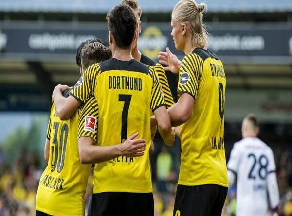 Soi kèo bóng đá Ajax Amsterdam vs Borussia Dortmund, 2h00 ngày 20/10